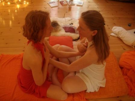 Seminar für Frauen - Tantra - Tantramassage